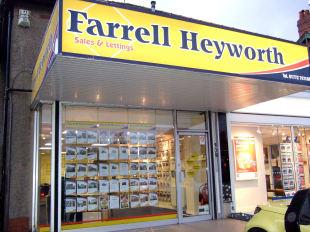 Farrell Heyworth, Fulwoodbranch details