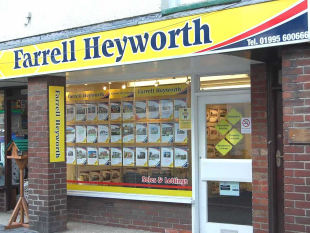 Farrell Heyworth, Garstangbranch details