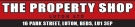 The Property Shop, Luton logo