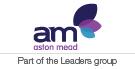 Leaders incorporating Aston Mead, Walton-on-Thames logo