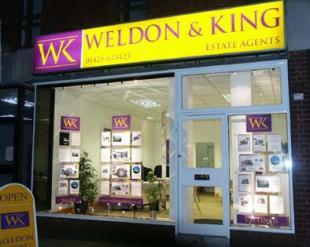 Weldon & King, New Milton branch details