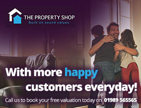 Get brand editions for The Property Shop, Ross-On-Wye