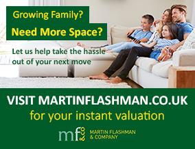 Get brand editions for Martin Flashman & Co., Weybridge Lettings
