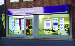 Hythe & Waterside Lettings, Hythebranch details