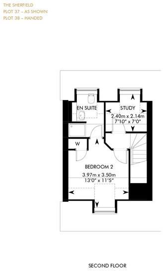 The Sherfield, Second Floor