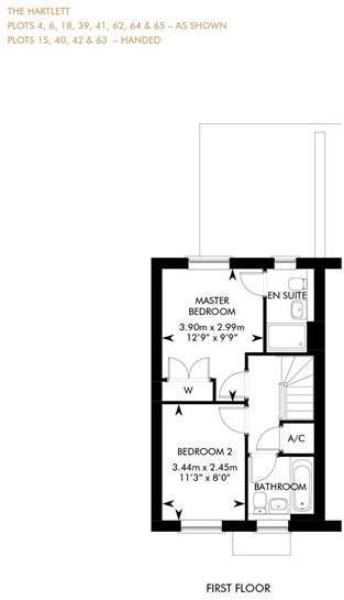 The Hartlett, First Floor