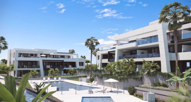 3 bed Apartment in Estepona, Málaga...