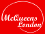 McQueens London, London logo