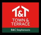 Town & Terrace B&C Stephensons, Malton branch logo