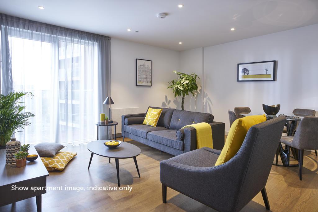 Tantallon Design Living Space