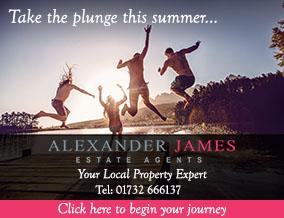 Get brand editions for Alexander James, Edenbridge