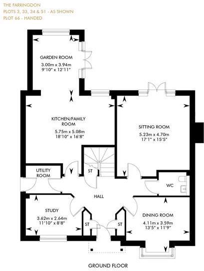 The Farringdon - Showhome Sale & Leaseback, Ground Floor