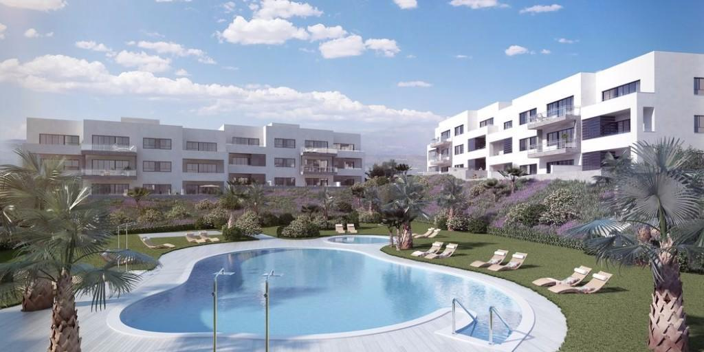 3 bedroom new Apartment in Vélez-Málaga, Málaga...