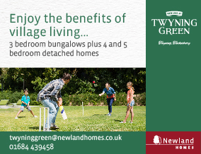 Get brand editions for Newland Homes Ltd, Newland at Twyning Green