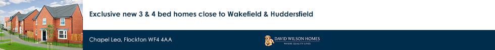 David Wilson Homes, Chapel Lea, Flockton
