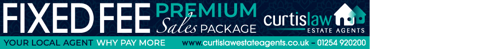 Get brand editions for Curtis Law Estate Agents Limited, Blackburn