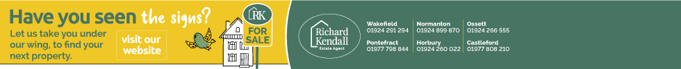 Get brand editions for Richard Kendall, Castleford
