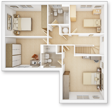 Taylor-Wimpey-Elmbridge-first-floor-plan-3D