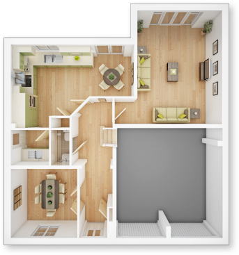 Taylor-Wimpey-Lavenham-ground-floor-plan-3D