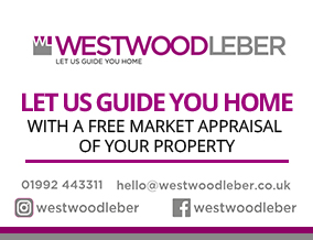 Get brand editions for Westwood Leber, Hoddesdon - Sales