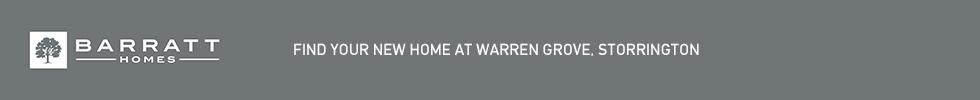 Barratt Homes, Warren Grove