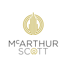 McArthur Scott, Greenock logo