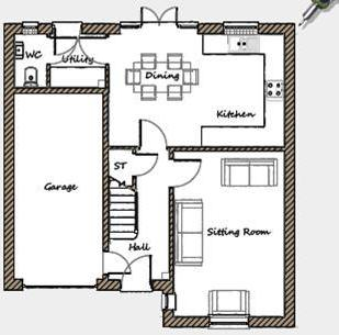 The Featherstone Ground Floor