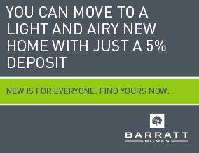 Get brand editions for Barratt Homes, The Furlongs