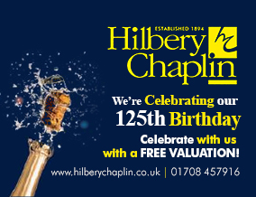 Get brand editions for Hilbery Chaplin Residential, Havering - Lettings