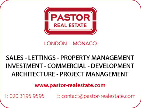 Get brand editions for Pastor Real Estate , Chelsea