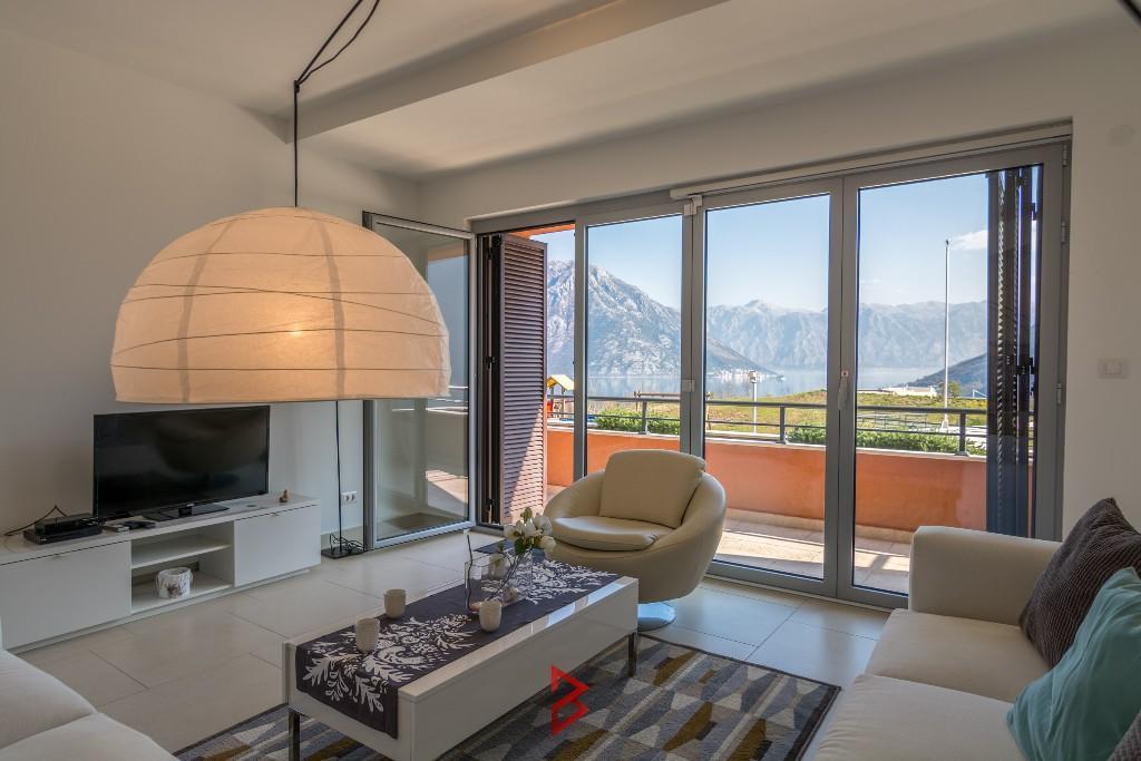 2 bed new Apartment in Boka Kotorska, Morinj...