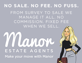 Get brand editions for Manor Estate Agents, Uddingston