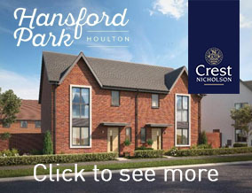 Get brand editions for Crest Nicholson (Midlands), Hansford Park