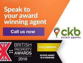 Get brand editions for CKB Estate Agents, Eltham