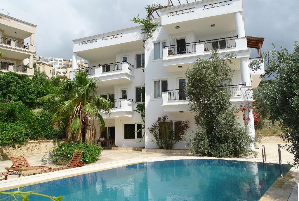2 bed new Apartment for sale in Kalkan, Kas, Antalya