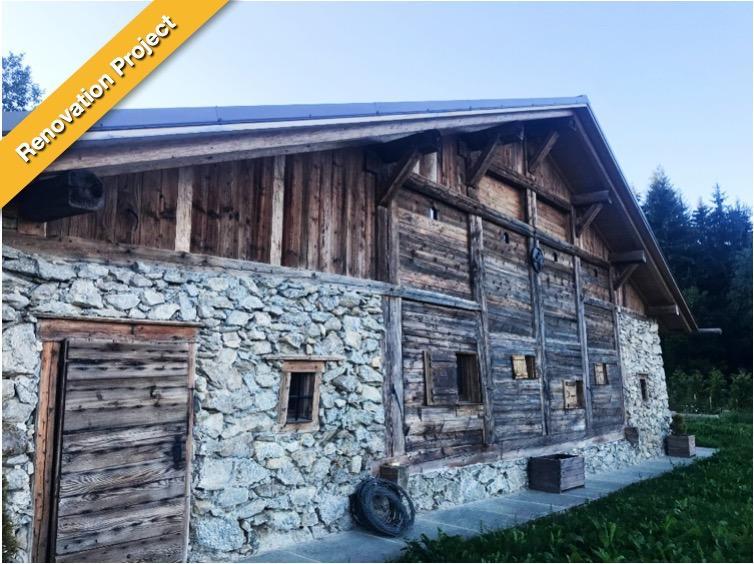 Chalet in Megève, Haute-Savoie...