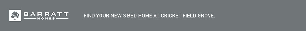 Barratt Homes, Cricket Field Grove