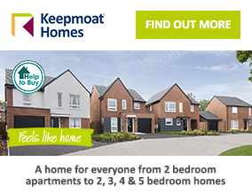 Get brand editions for Keepmoat, Chase Farm, Gedling