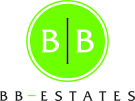 BB Estates, St Thomas logo