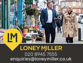 Get brand editions for Loney Miller Limited, London