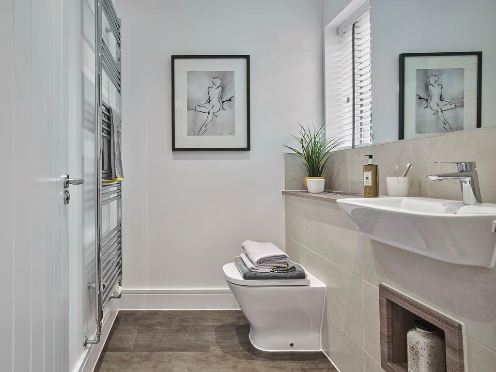 Countryside Properties,Bathroom detail