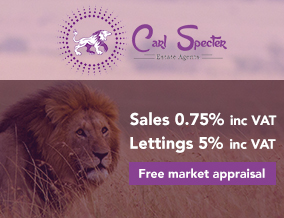 Get brand editions for Carl Specter Estate Agents, London