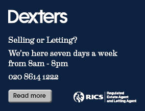Get brand editions for Dexters, New Homes Covering South and West London