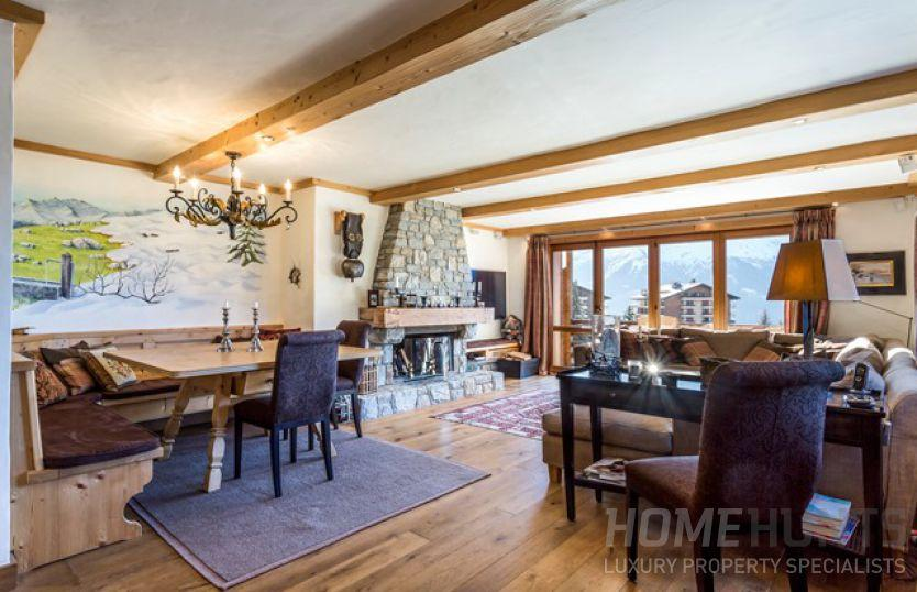 Apartment in Valais, Verbier