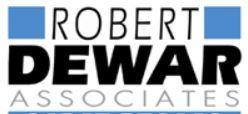 Robert Dewar Associates, Essexbranch details