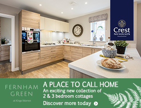 Get brand editions for Crest Nicholson Eastern , Fernham Green at Kings Warren