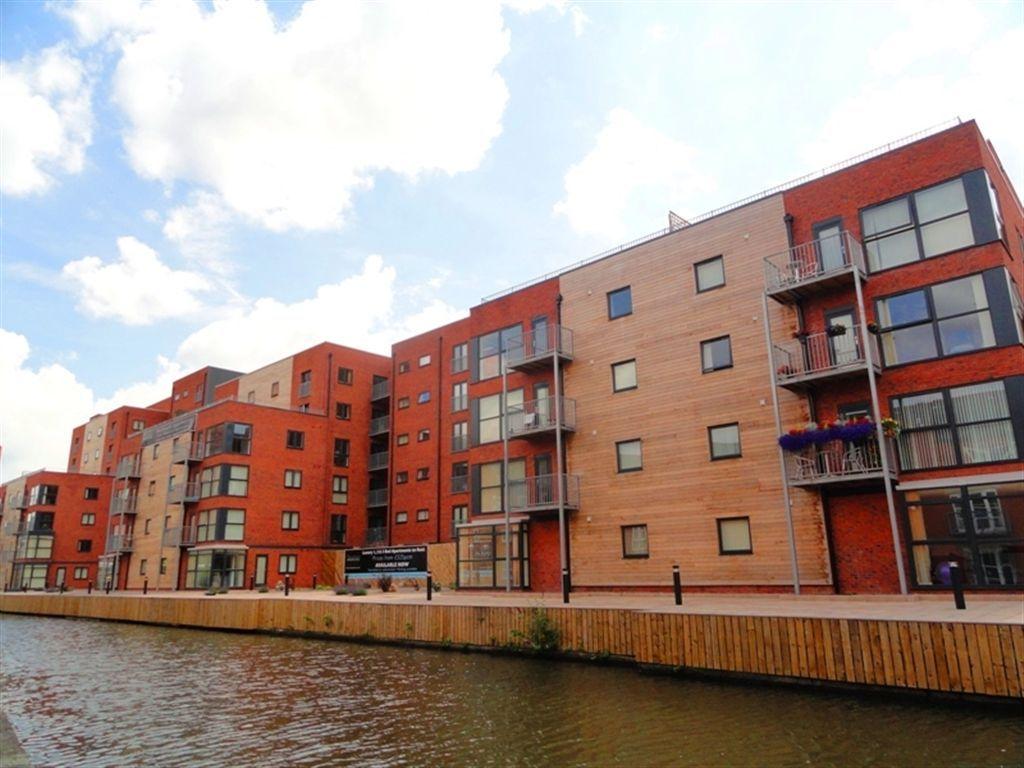 3 bedroom apartment to rent in Quantum, Chapeltown Street ...
