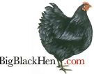 Big Black Hen.com, Hertfordshire branch logo