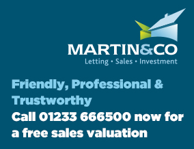 Get brand editions for Martin & Co, Ashford