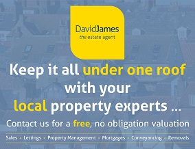 Get brand editions for David James Estate Agents, Arnold